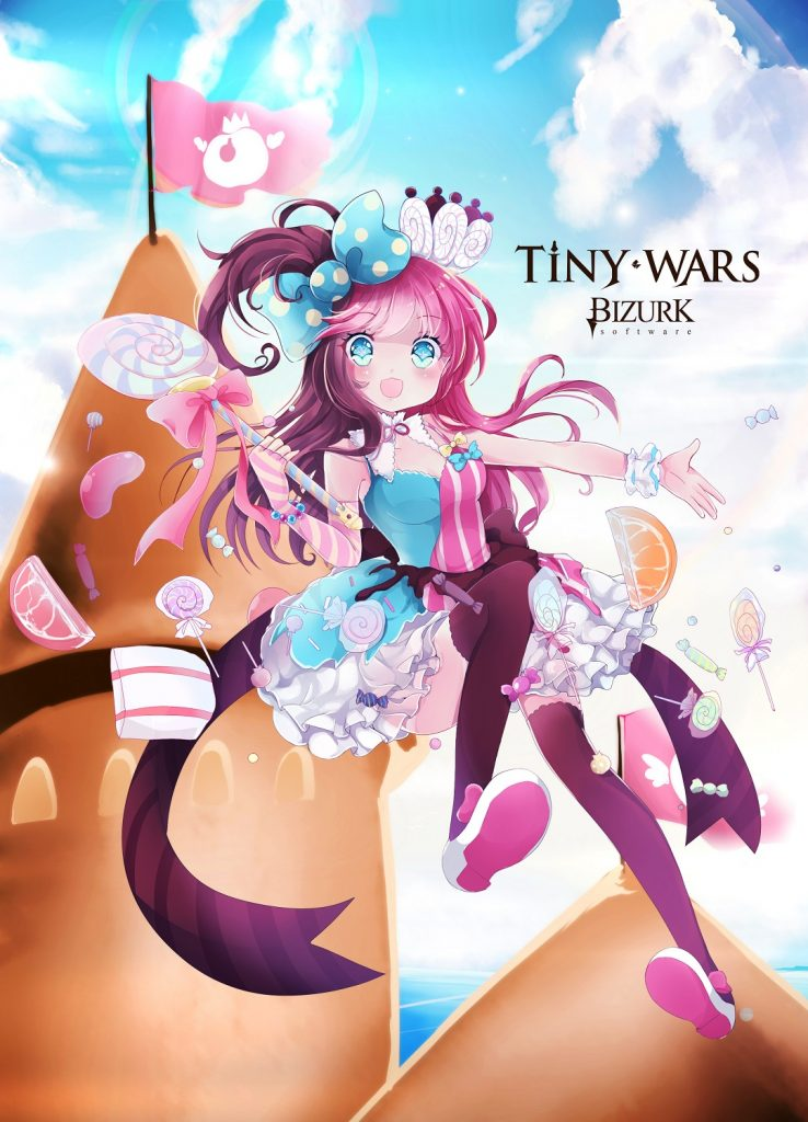 tinywars amy poster candy girl tiny wars